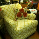 Ellis Chair at Mizell Interiors