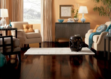 Hardwood Flooring at Mizell Interiors