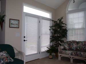 Faux Wood Window Treatments