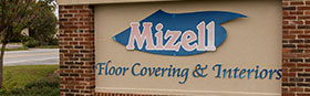 Mizell Interiors Sign