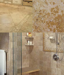 Natural Stone Travertine