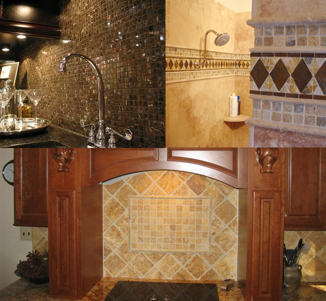 Countertop and Backsplash Installations at Mizell Interiors