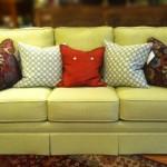 Custom Designed Sofas at Mizell Interiors