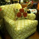 Ellis Chair at Mizell Interiors
