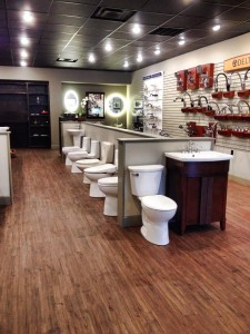 Valdosta Winsupply's New Showroom