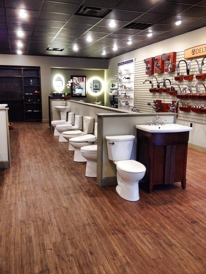 Valdosta Winsupply's New Showroom