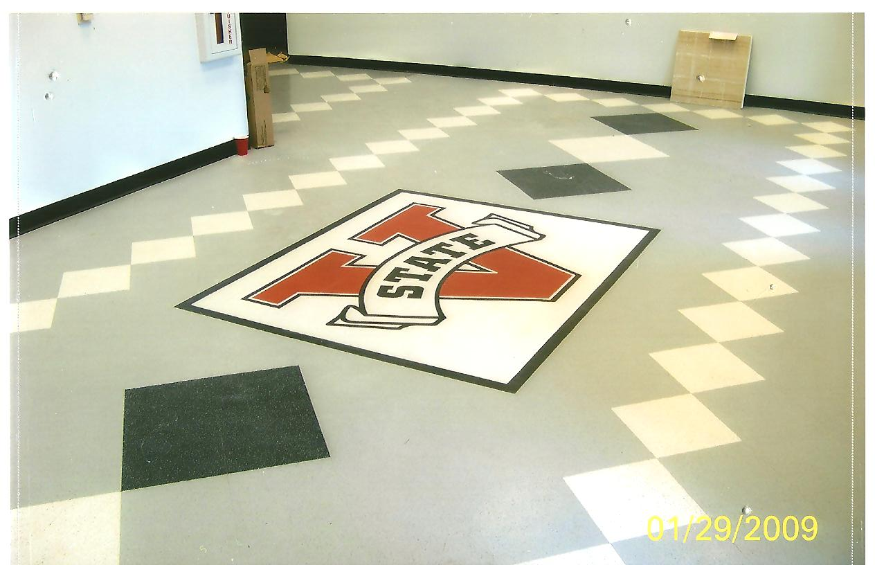 Valdosta State University Football Complex Floor