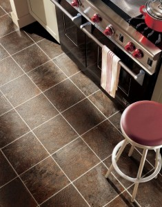 Vinyl Flooring at Mizell Interiors