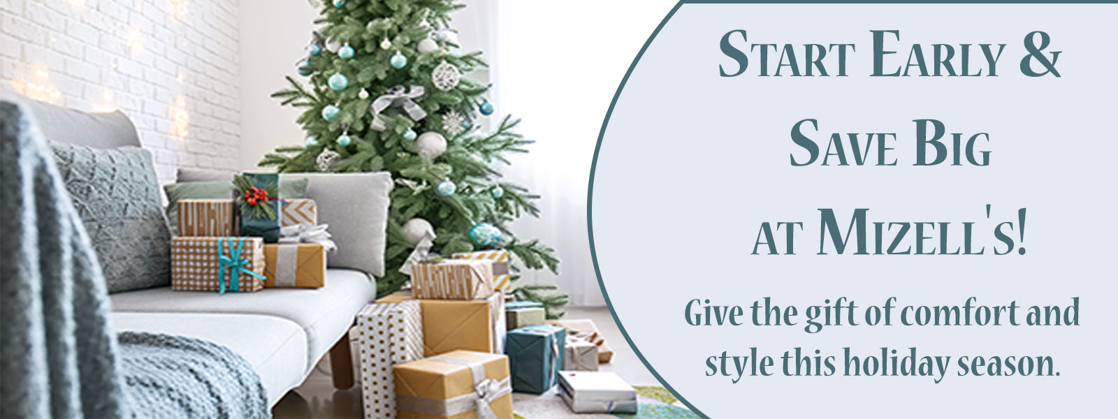Holiday Sale Banner