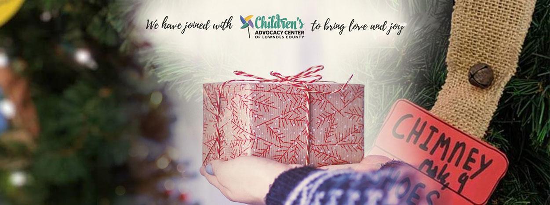 Children's Advocacy Holiday Banner